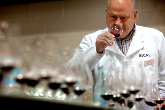 James Halliday and his tribe of wine scribes tasted 10,000 wines as part of the Halliday Wine Companion awards.