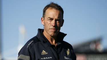 Alastair Clarkson will leave a year earlier than planned.
