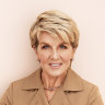 'It took me a while': Julie Bishop warns young women not to let others 'dictate' who they are