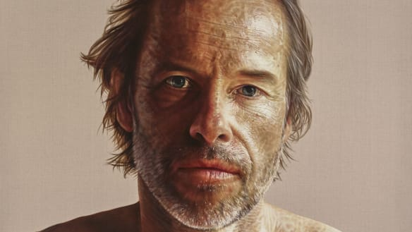 'The eyes say it all': Archibald Prize People's Choice winner announced