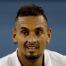 Which Nick Kyrgios will feature in New York?