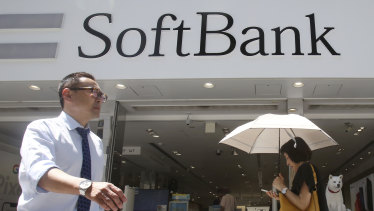 Centricus played a crucial role in the formation of SoftBank's $US100 billion Vision Fund.