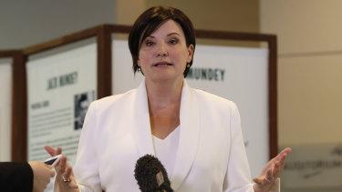 Opposition leader Jodi McKay said Deputy Premier John Barilaro had questions to answer.