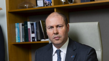Treasurer Josh Frydenberg will make cuts to red tape an important part of  this year's budget strategy.