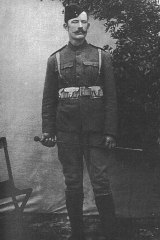 Peter Handcock was executed along with Breaker Morant.