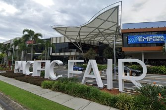 Pacific Fair Shopping Centreat Broadbeach Waters on the Gold Coast  has been added as a close contact site following the most recent case.