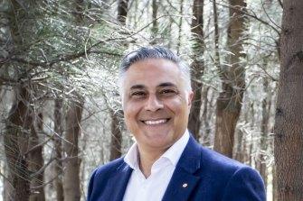 Latitude Group chief executive Ahmed Fahour