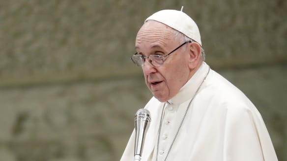 Pope criticises US bishops over sexual abuse scandal