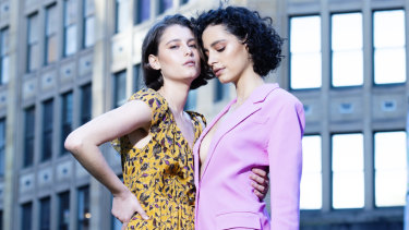 1000 customers will be invited to help launch a revamped womens wear floor at the Sydney store.