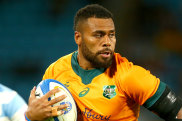 Samu Kerevi is recovering from injury.