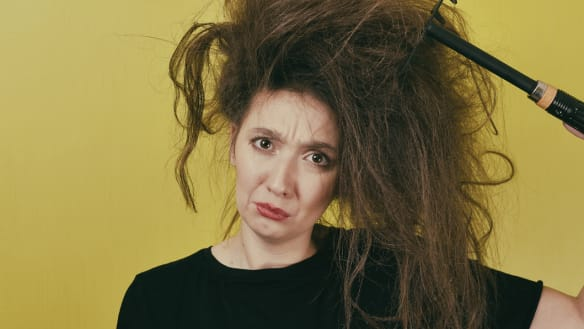 What causes 'humidity hair' and how can you tackle it?