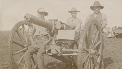 Before Gallipoli, Australian bravery was immortalised at Elands River