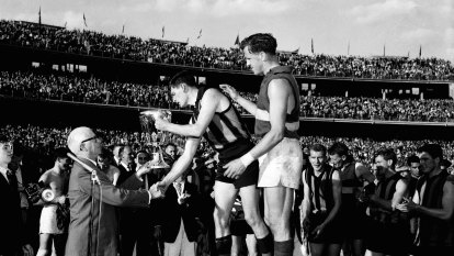 From the Archives, 1961: Hawks crush Footscray for first-ever flag