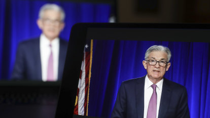 Powell says Fed won't raise interest rates any time soon