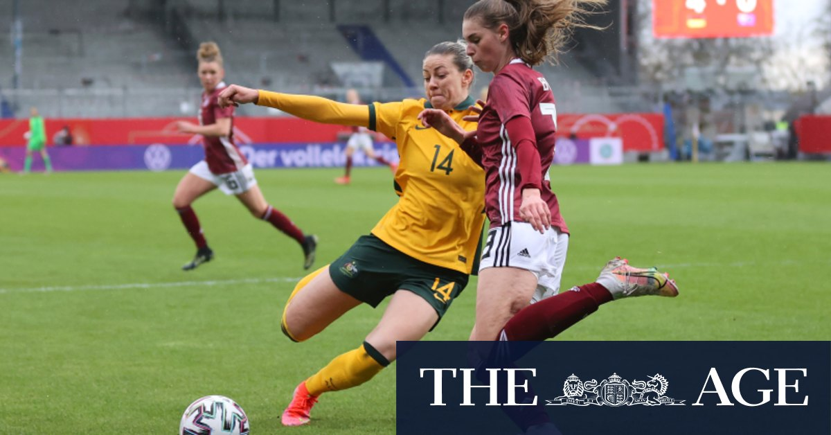Matildas handed brutal reality check by Olympic champions Germany