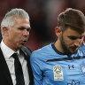 Sydney FC coach Steve Corica fighting to keep Ninkovic