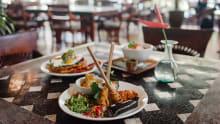 Bloody brilliant –DeNeefe's appraisal of Balinese cuisine.