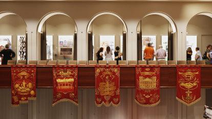 Trades Hall's heritage interior exquisitely restored