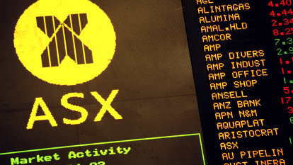 As it happened: ASX ends rollercoaster week with 0.5% gain