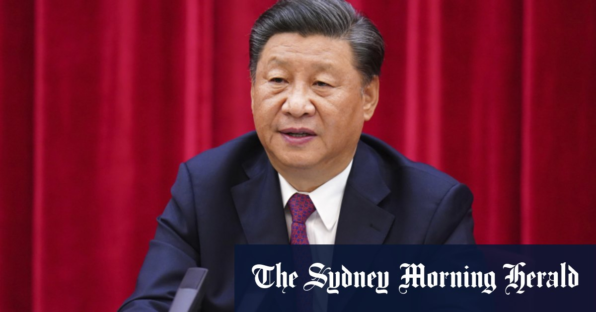 Xi says it's 'ill advised to hurt the interests of others' as Australia braces for $6 billion hit – Sydney Morning Herald