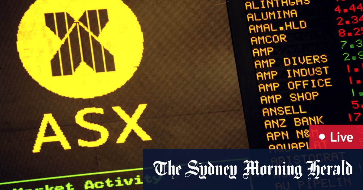 ASX rises 0.8% to new heights; Energy firms lead after oil price jump – The Sydney Morning Herald
