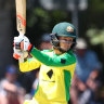 'We're always pushing': Australia's women cricketers on cusp of history