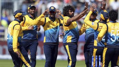 Sri Lanka beat Rihanna-backed Windies despite Pooran's maiden ton