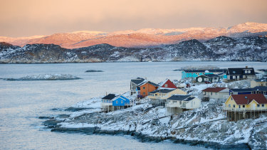 The idea of binding Greenland closer to the US has been a priority for the Trump administration for some time.
