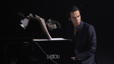 Nick Cave's solo performance at London's Alexandra Palace streams globally on July 23.