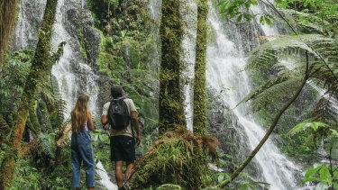 Rotorua is a popular tourist destination in NZ.