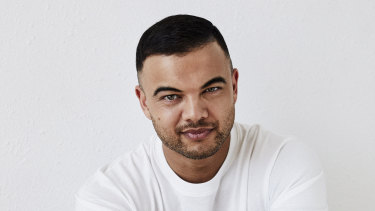 Guy Sebastian pulls off the emotionally complex Choir without a hint of hindrance.