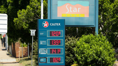 Caltex franchisees tipped off they were going to be raided by the regulator.