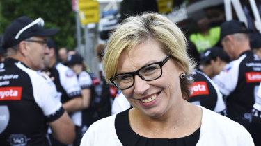 Rosie Batty was considering joining the White Ribbon board.