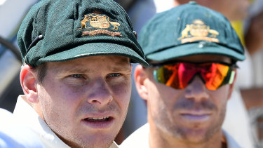 Steve Smith and David Warner have both been sent home.
