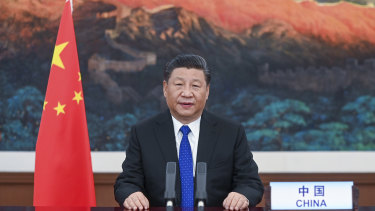 Xi Jinping's China is feeling pressure from the United States and Europe.