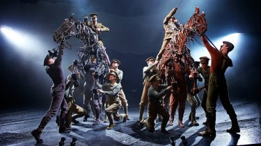 War Horse returns to Australia.