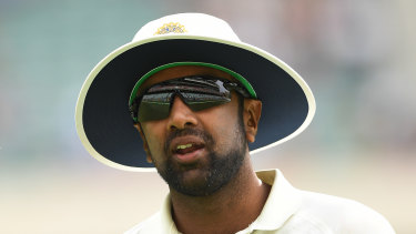 Ravi Ashwin will miss the Perth Test.