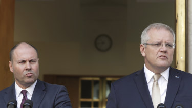 Prime Minister Scott Morrison and Treasurer Josh Frydenberg have introduced major stimulus packages to help limit the economic impacts of coronavirus.