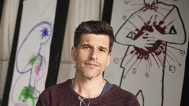 Osher Gunsberg explored mental illness in A Matter of Life and Death.
