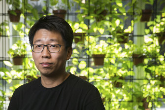 Airwallex co-founder and chief executive Jack Zhang is heading a push into the United States.