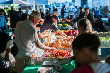 How a market became a Canberra institution