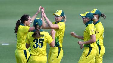 Walk the talk: Australia intend to be more aggressive in the World T20.