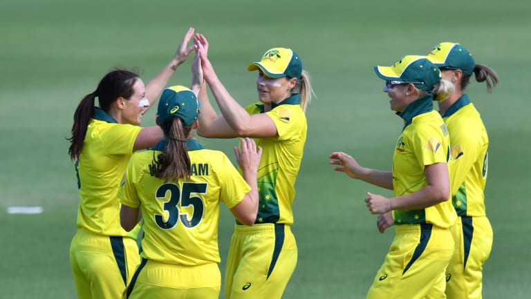 Walk the talk: Australia intend to be more aggressive in the World T20.