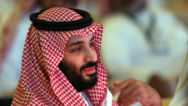 The CIA concludes Saudi Crown Prince Mohammed bin Salman ordered the assassination of journalist Jamal Khashoggi.