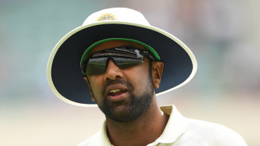 Ravi Ashwin will miss the Perth Test.