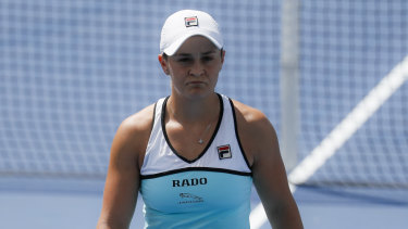 Ash Barty sounds ready and confident ahead of the year's final grand slam.
