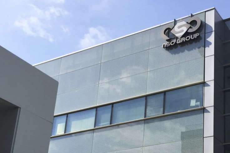 The NSO Group's offices in Herzliya, Israel. Surveillance software produced by the group is allegedly being used by authoritarian governments beyond its original crime-fighting remit.