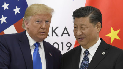 Trump's tough guy stance on China will be his global legacy, win or lose