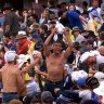 Crossing the boundary: Player taunts demean Australian cricket crowds