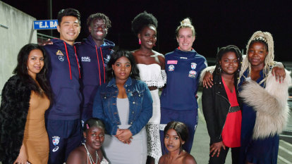 Bulldogs make a stand for African community of the west
